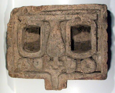 1187: Late Dynastic, 664 - 343 BC. A limeston