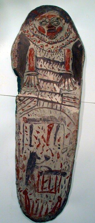 1195: New Kingdom, late XVIIIth - XIXth Dynas