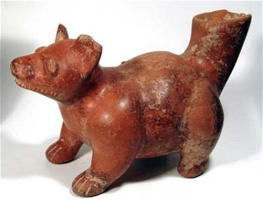 587: Western xico, Colima, c. 200 BC - 200 AD. A choice