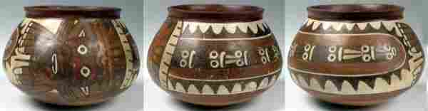 415 Peru Nazca c 100  400 AD This lovely jar has