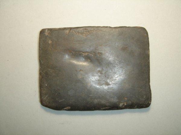 2014: Egypt, New Kingdom ca 1570-1070BC.  A greywacke s