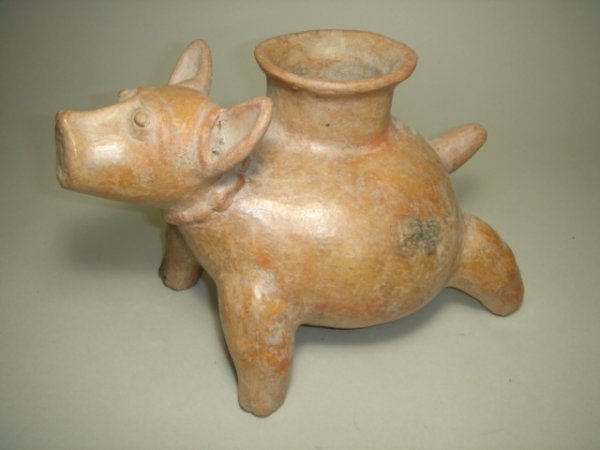 2320: Mexico, Colima, c. 250BC-250AD., nice and very at