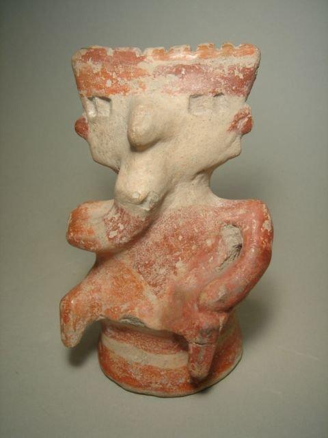 2327: Mexico, Jalisco-Michoacan, c. 1-300 AD.  A fine p