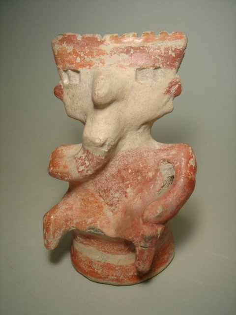 2335: Mexico, Mayan, c. 550 – 700 AD. This nicely detai