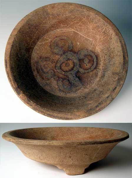 2336: Mexico, Maya, c. 800 - 1000 AD.  A great Puuc Sla