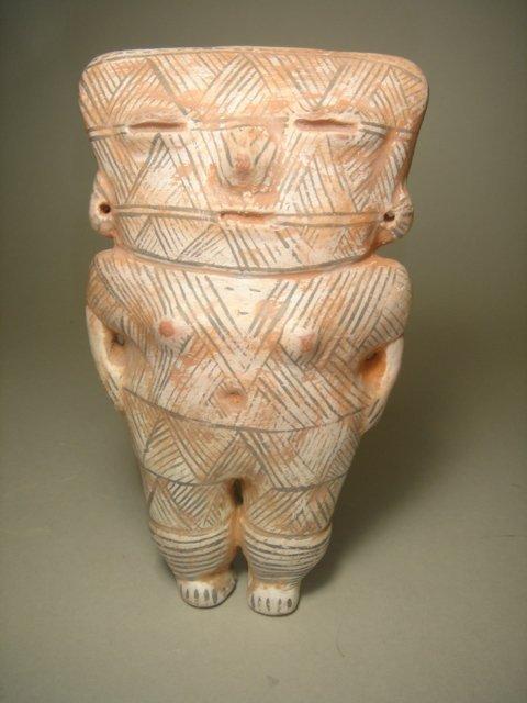 2385: Venezuela, c. 800 – 1,200 AD., umbian pottery fro