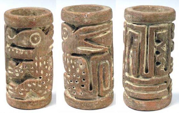 2392: Ecuador, Guangala, c. 450 BC – 400 AD.  An except