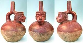 2421 Peru ChimuInca c 1300  1450 AD  This except