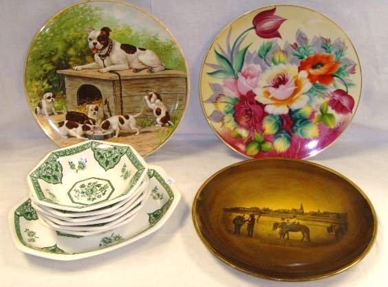 6: English Ironstone / Ridgeways Assorted Dish Group