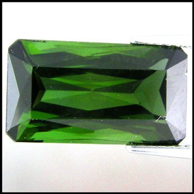 1: 8.21CTS FLAWLESS ELECTRIC GREEN  TOURMALINE~IF