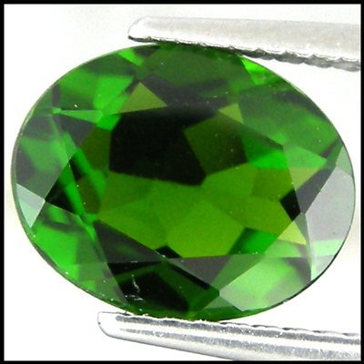 15: 2.50CT IF   RICH INTENSE GREEN CHROME DIOPSIDE