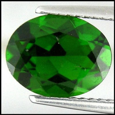 16: 2.34CT IF   RICH INTENSE GREEN CHROME DIOPSIDE