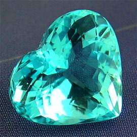 1160: 3.02CTS~RICHEST MUSEUM PARAIBA EVER~IF