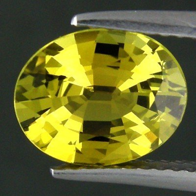 320: 2.42CTS~ULTRA RARE LUSTROUS RUSSIAN CHRYSOBERYL~IF