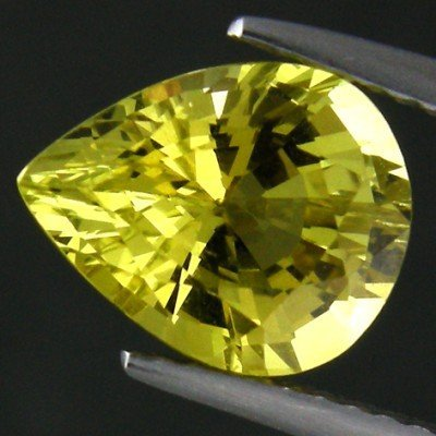 321: 2.42CTS~ULTRA RARE LUSTROUS RUSSIAN CHRYSOBERYL~IF
