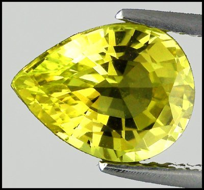 325: 2.61CTS~ULTRA RARE LUSTROUS RUSSIAN CHRYSOBERYL~IF