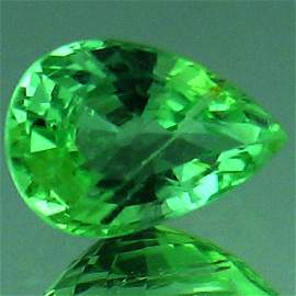 2214: GORGEOUS 1.03CTS CHROME GREEN TOURMALINE