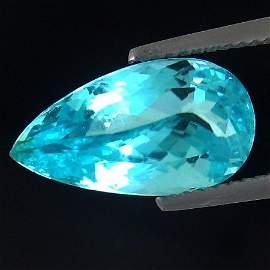 1: 5.07cts~World Richest Neon Paraiba Tourmaline ~IF