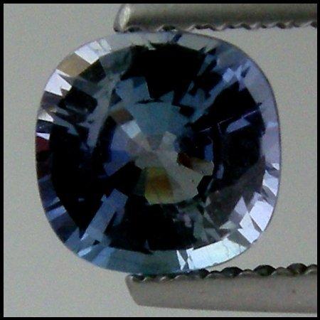 18: 1.21cts~Natural  AAA+Dblock Blue Tanzanite~If