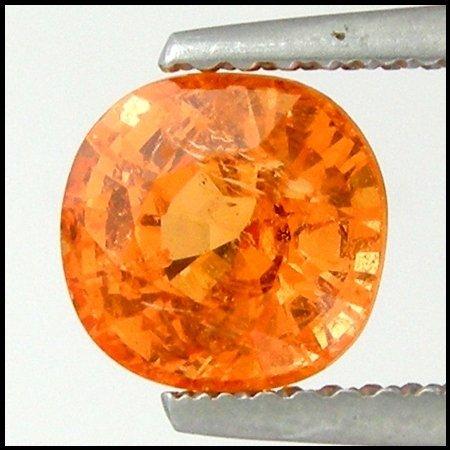 24: 2.39cts~Fanta Orange 100%clean Spessartite Garnet