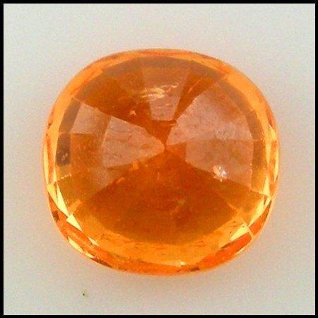 24: 2.39cts~Fanta Orange 100%clean Spessartite Garnet - 3