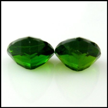 75: 4.24cts~rich Intense Green Natural Chrome diopside - 2
