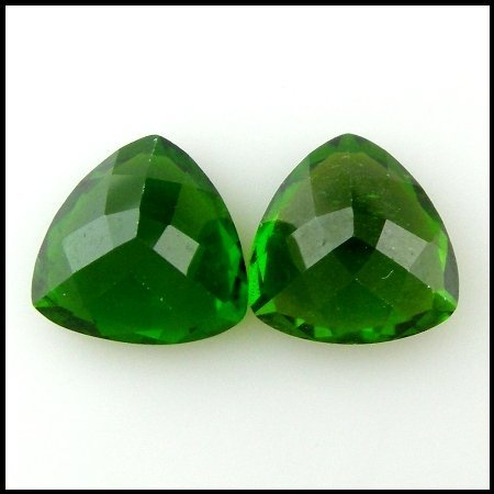 75: 4.24cts~rich Intense Green Natural Chrome diopside - 3