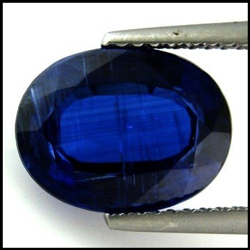 2: 4.51CTS~ Natural sapphire Blue Kyanite