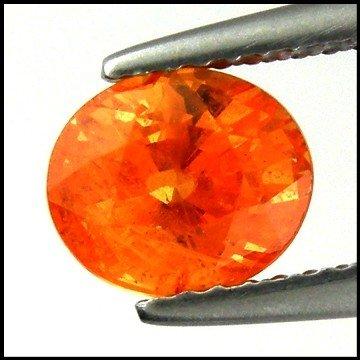 15: 2.06cts~Fanta Orange 100%clean Spessartite Garnet
