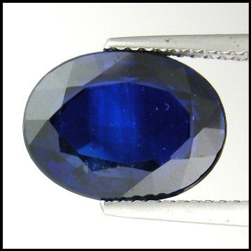 3: 5.79CTS~ Natural Sapphire Blue Kyanite