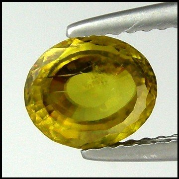 41: 1.32cts~100%Natural Rich color Change Sphene