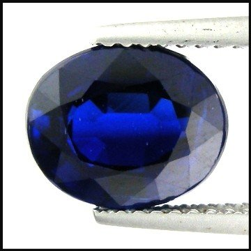 6: 3.38CTS~ Natural sapphire Blue Kyanite