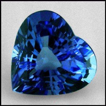 26: 1.20cts~Natural  Blue Tanzanite~If