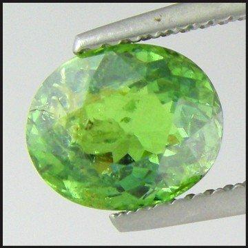 71: 2.29cts~ Rich intense Green Demantoid Garnet