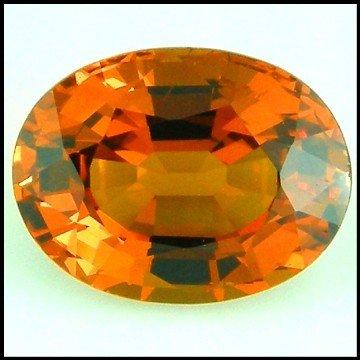 77: 1.48CTS~Natural Hessonite Garnet