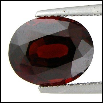 1: 5.23 Cts~  Pyrope Garnet Gemstone Natural 5.23 Cts~