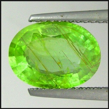 10: 2.42cts~ Natural hot Green  Tourmaline