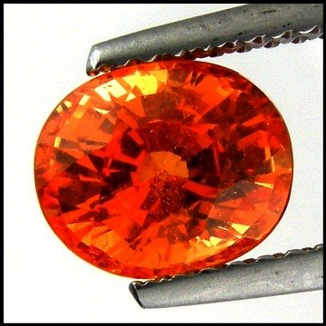 11: 2.42cts~Fanta Orange 100%clean Spessartite Garnet