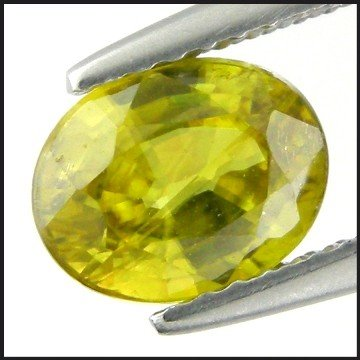 44: 1.69cts~100%Natural Rich color Change Sphene