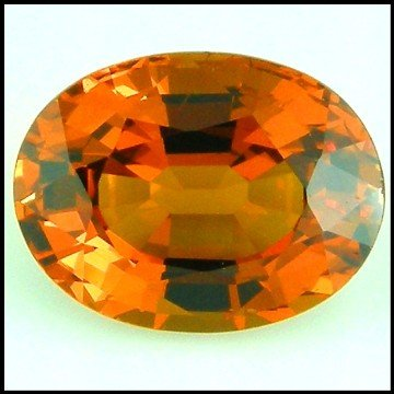 77: 1.48CTS~Natural Hessonite Garnet