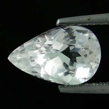 89: 2.74cts~Wow Pure White Diamand Like Danburite