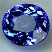 3103: 2.53cts~Natural AAA+Dblock Blue Tanzanite~If