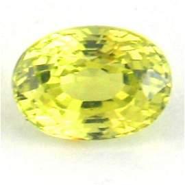 2895: 2.99Cts~ Natural Green Chrysoberyl