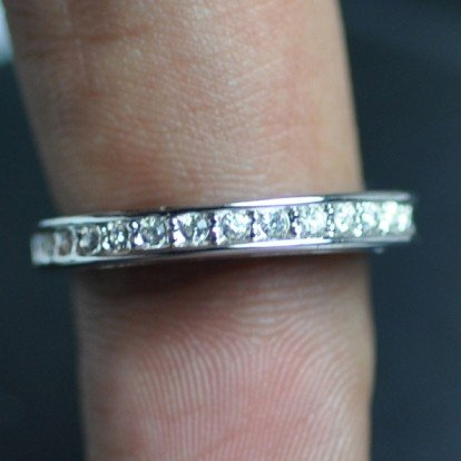 29: 18.74 CTS~STERLING SILVER JEWELRY