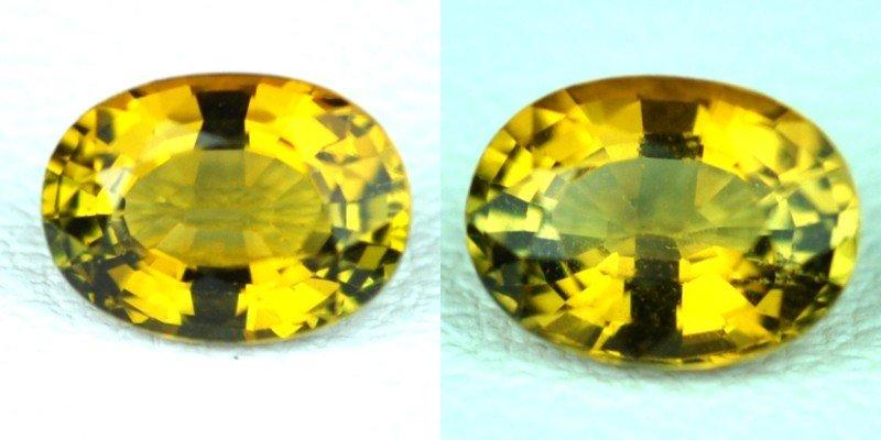 5451: 1.96 cts~ Natural hot yellow Tourmaline