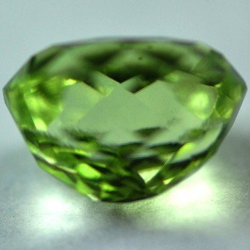 2528: 2.52Cts ~NATURAL GREEN SILIMINATE ~Flawless
