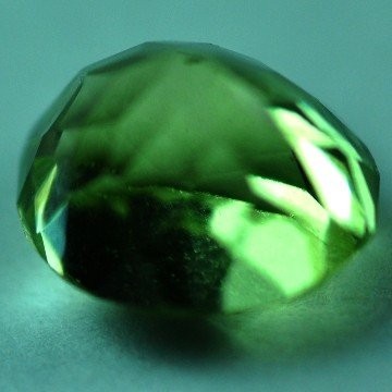 2531: 2.27Cts ~NATURAL GREEN SILIMINATE ~Flawless