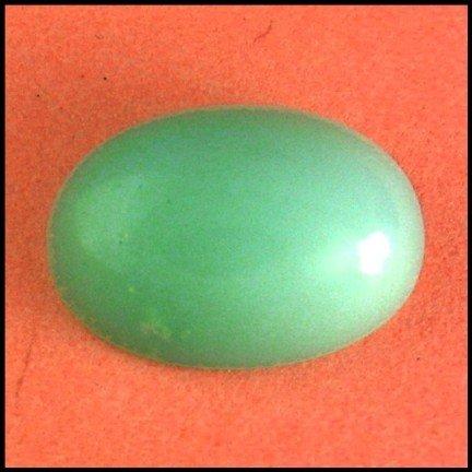 2533: 14.03Cts~Natural Green  opal