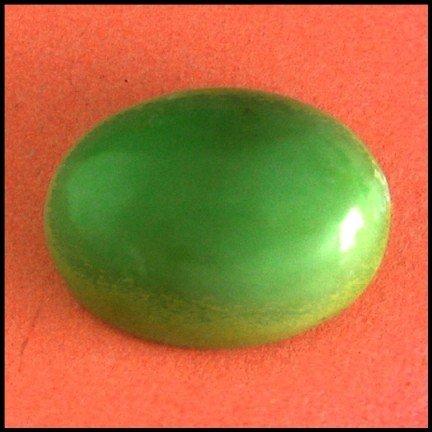 2565: 20.42Cts~Natural Green  opal