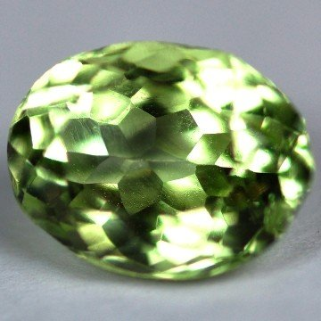 2592: 1.94Cts ~NATURAL GREEN SILIMINATE ~Flawless
